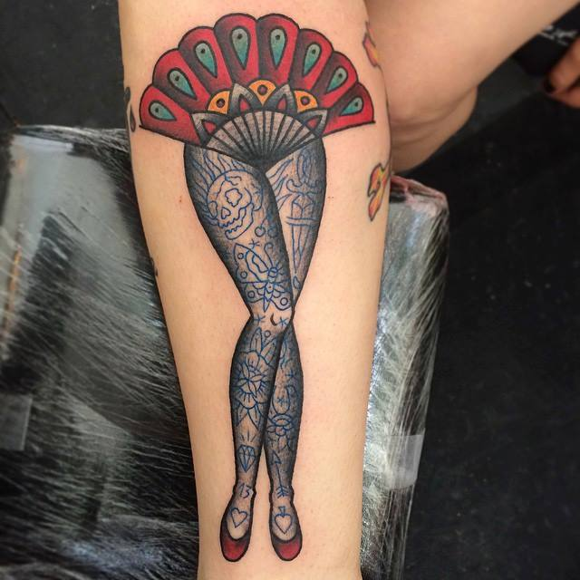 Meet 6 Of Tel Aviv S Mega Talented Female Tattoo Artists Diy Tel Aviv